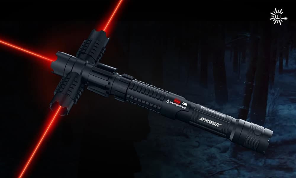 Wicked Lasers Crossguard Lightsaber Impractical Things