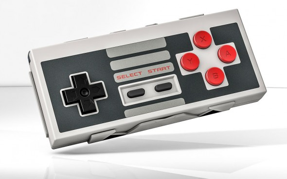 8Bitdo NES 30 Wireless Controller Cool Geek Stuff to Buy