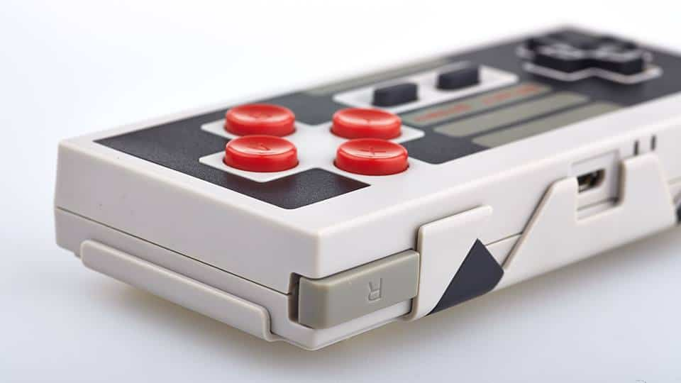8Bitdo NES 30 Wireless Controller Cool Product to Buy