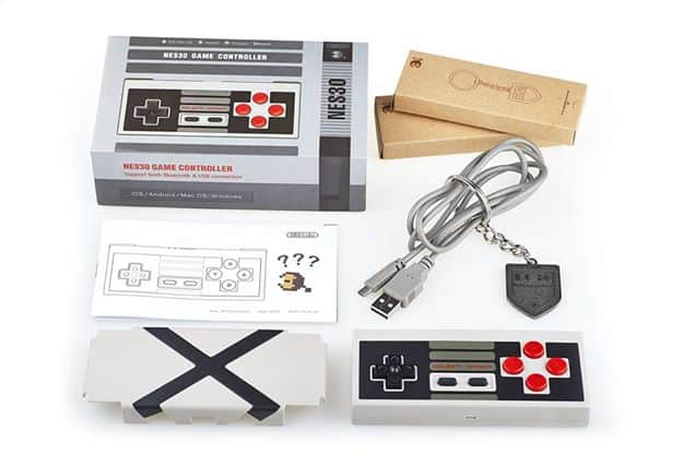 8Bitdo NES 30 Wireless Controller Set