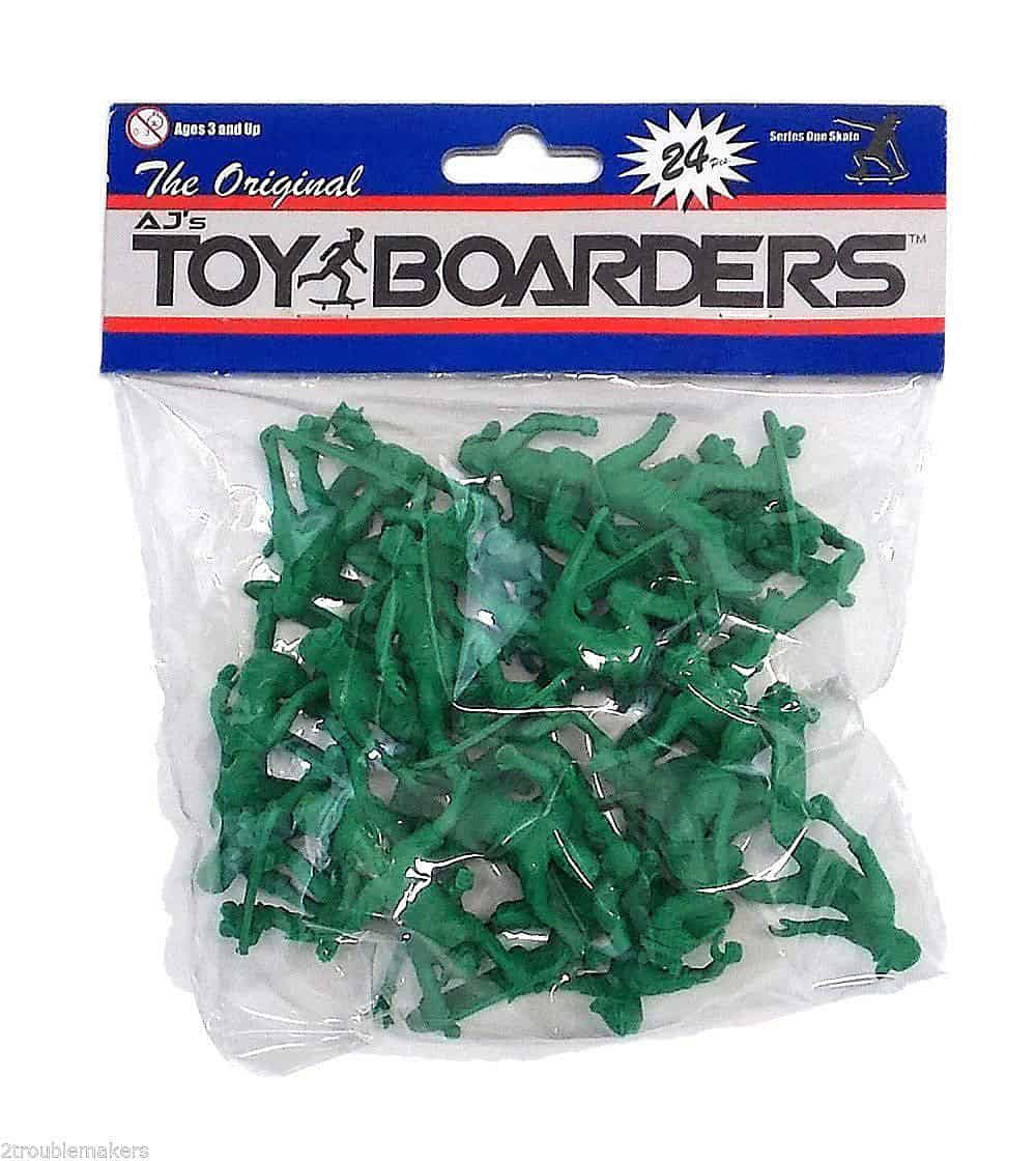 AJs Toy Boarders Skater Mini Figures Series 1