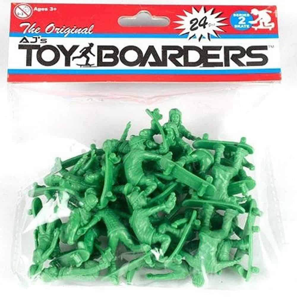 AJs Toy Boarders Skater Mini Figures Series 2