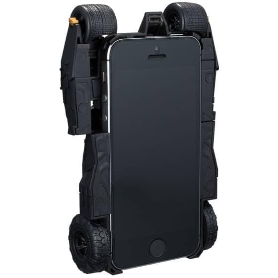 Bandai Crazy Case Batmobile Tumbler Protect iPhone