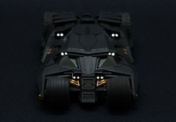 Bandai Crazy Case Batmobile Tumbler Sick Car