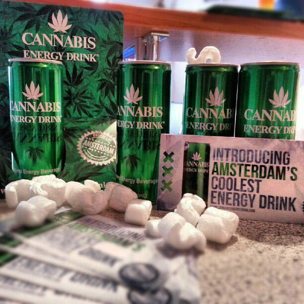 Cannabis Energy Drink Potent