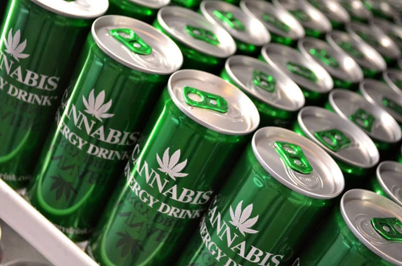 Cannabis Energy Drink Where to Buy