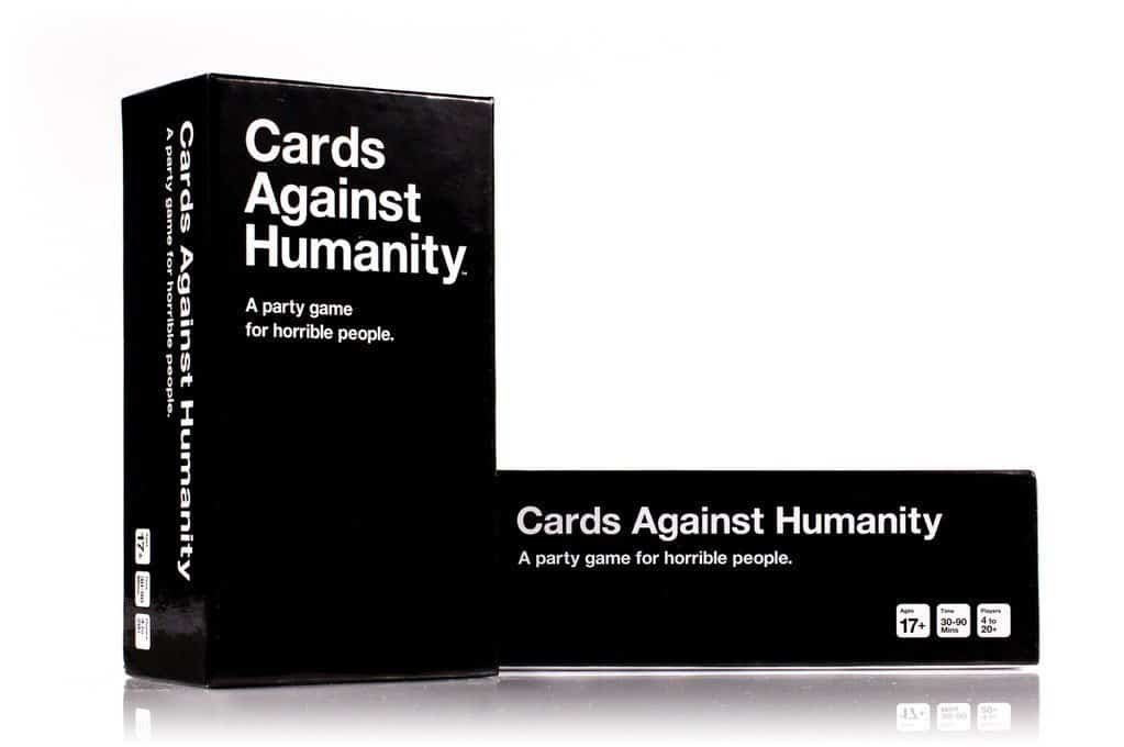Cards Against Humanity Buy a Rude and Funny Game to Play