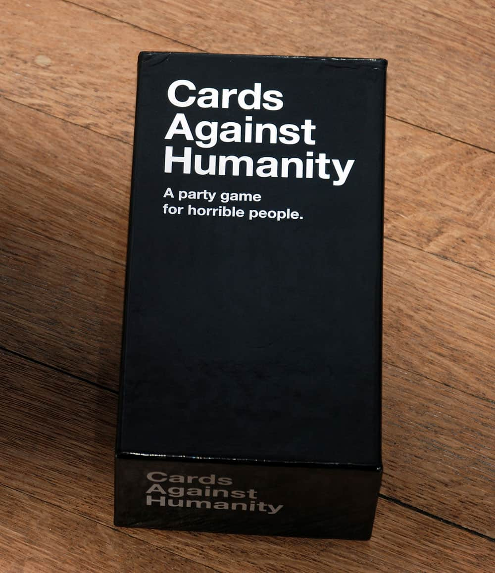 Party game for horrible people.