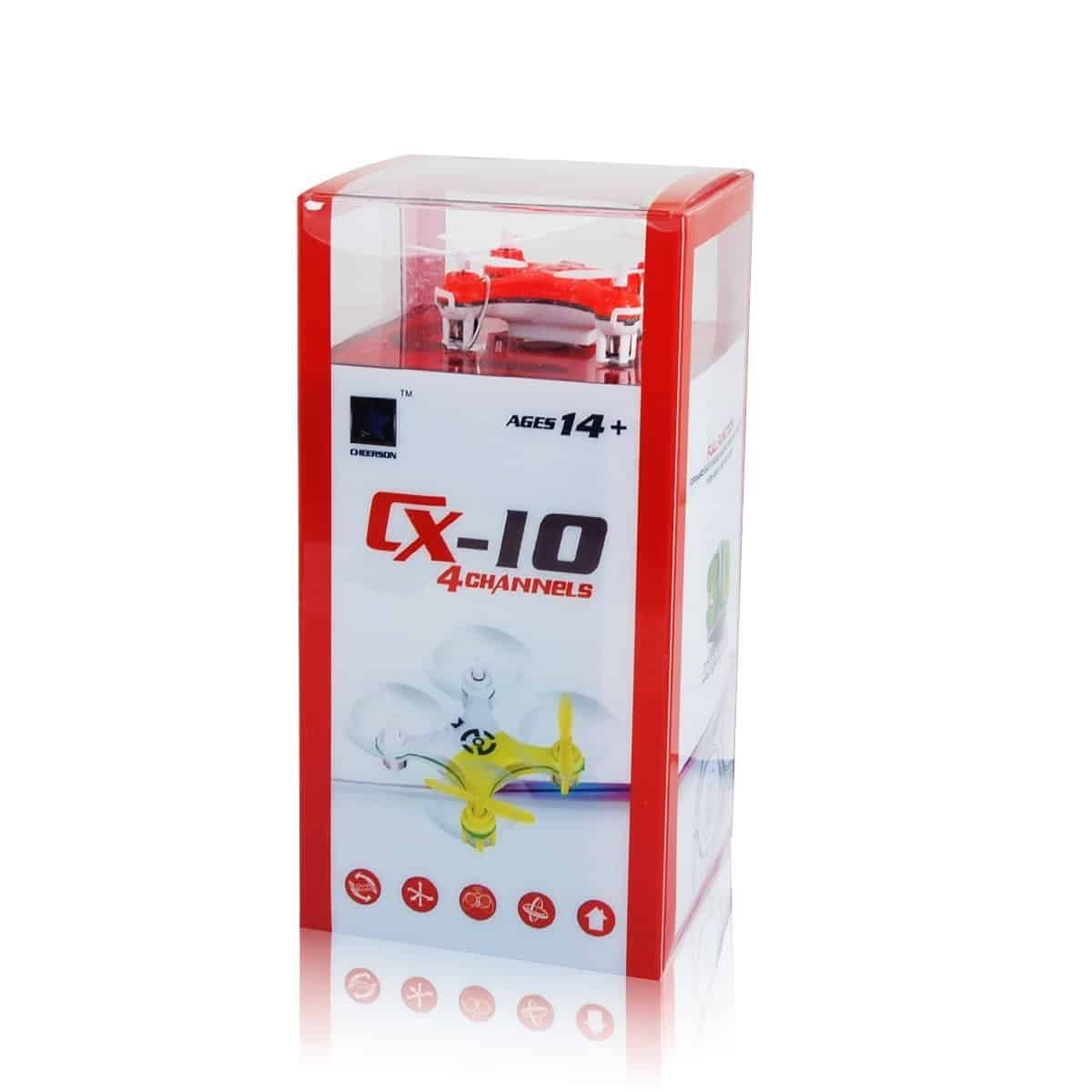 Cheerson CX-10 Mini Quadcopte Smallest