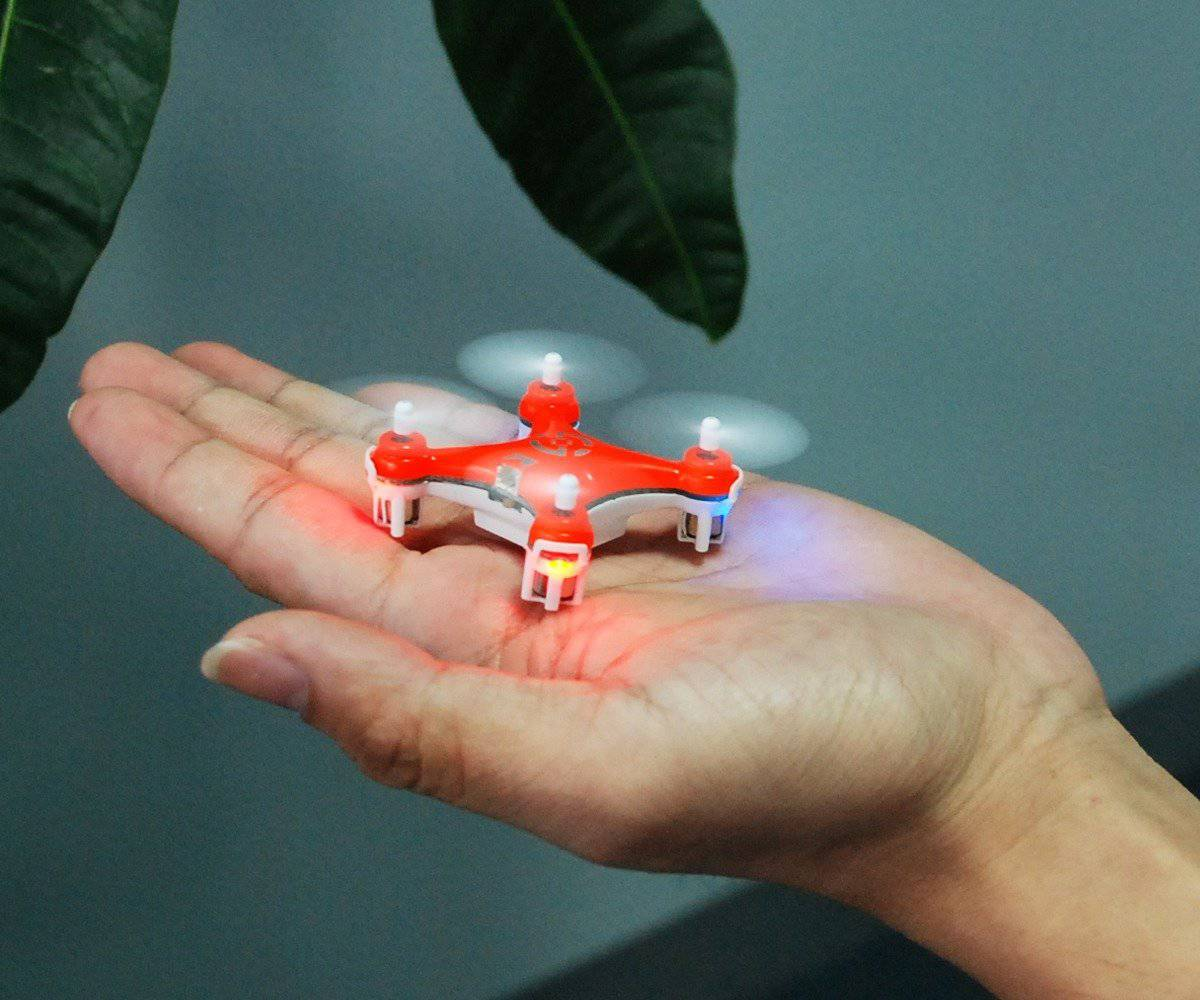 Cheerson CX-10 Mini Quadcopter Cool Remote Control