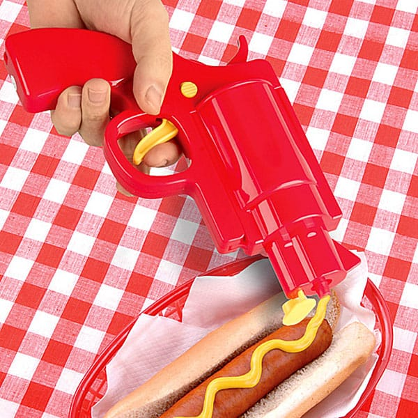 Condiment Gun Buy for Barbeque