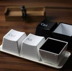 Hit Ctrl Alt or Del for a quick coffee break.