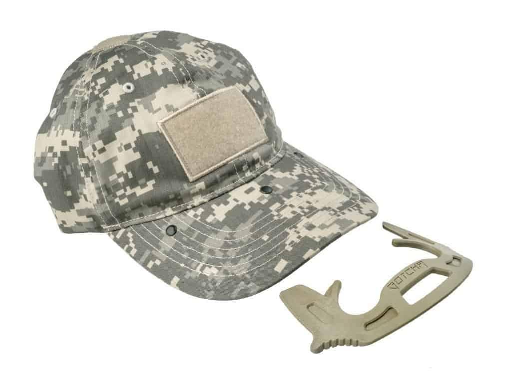 Fab Defense Gotcha Cap Hidden Self Defense Weapon