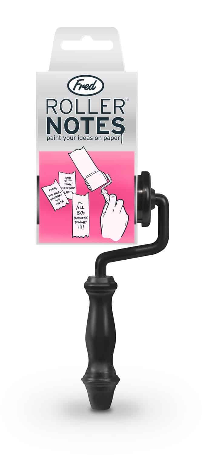 Fred Roller Notes Cute Novelty Item