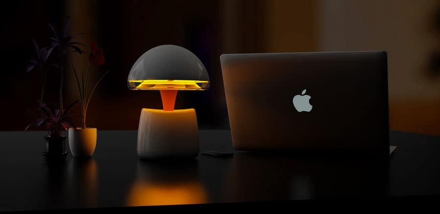 IdeaShow Aladdin Lamp Buy  Unique Warm Light