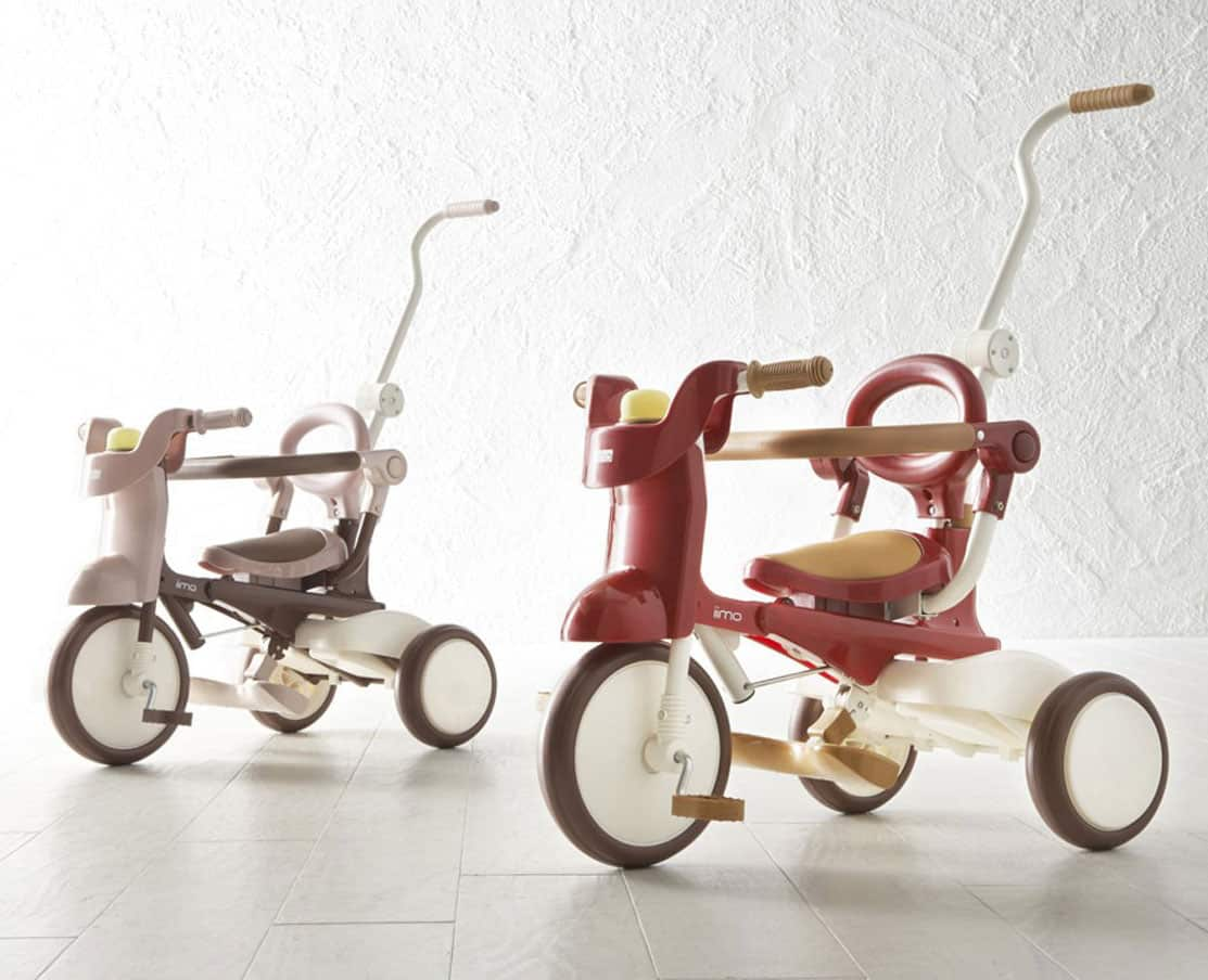 Iimo Tricycle 02 Eternity Red Buy Cool Toddler Toy
