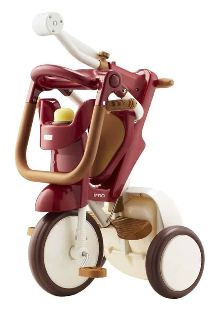 Iimo Tricycle 02 Eternity Red Buy Stylish Foldable Stroller