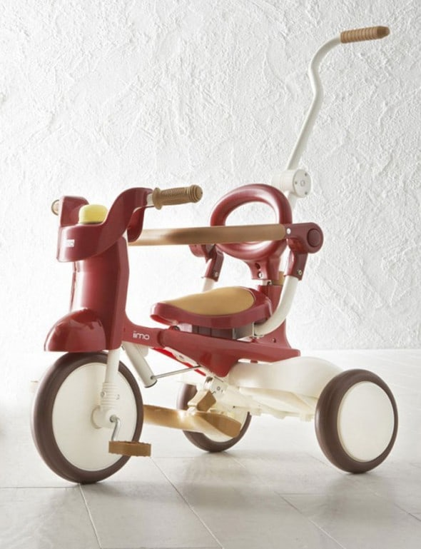 Iimo Tricycle 02 Eternity Red Cool Stroller to Buy