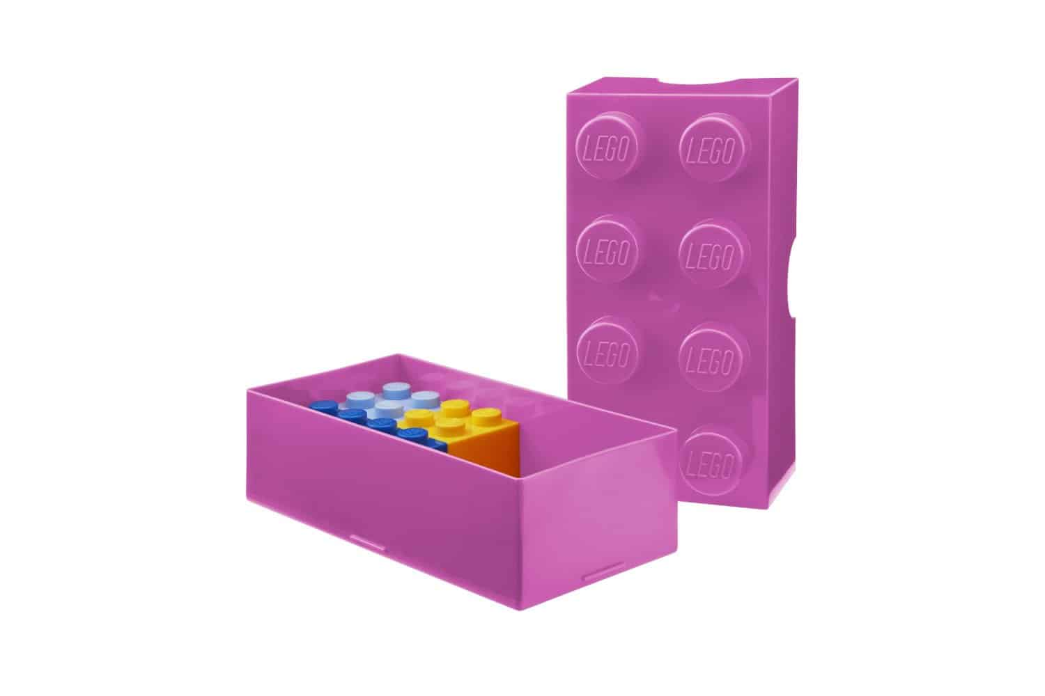 Lego Bento Lunch Box Pink Cute Buy Gift Idea for Her