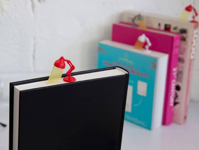Peleg Design Lightmark Bookmark Buy Cute Gift Idea