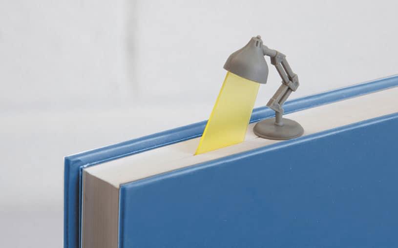 Peleg Design Lightmark Bookmark Cute Novelty Item to Buy