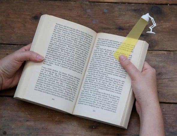 Peleg-Design-Lightmark-Bookmark-Cute-Thing-to-Buy-Her
