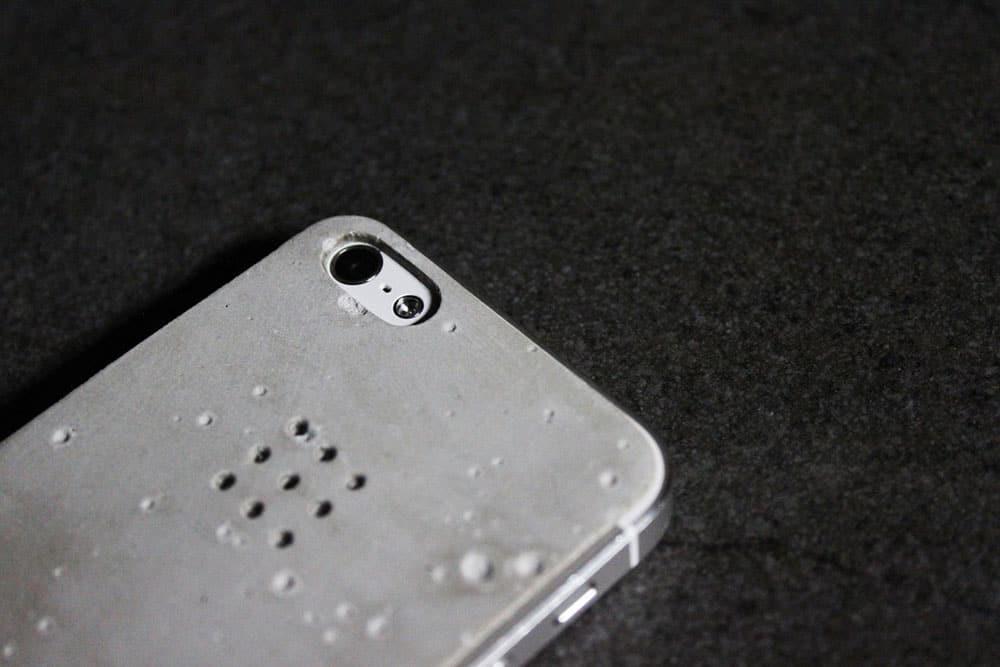 Posh Craft Luna Concrete Skin Cool iPhone Accessory to Buy