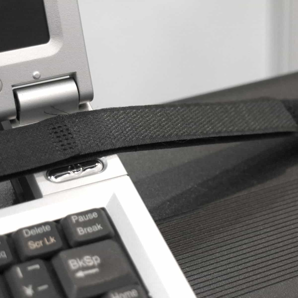 Thanko Super Gorone Desk Strap Detail