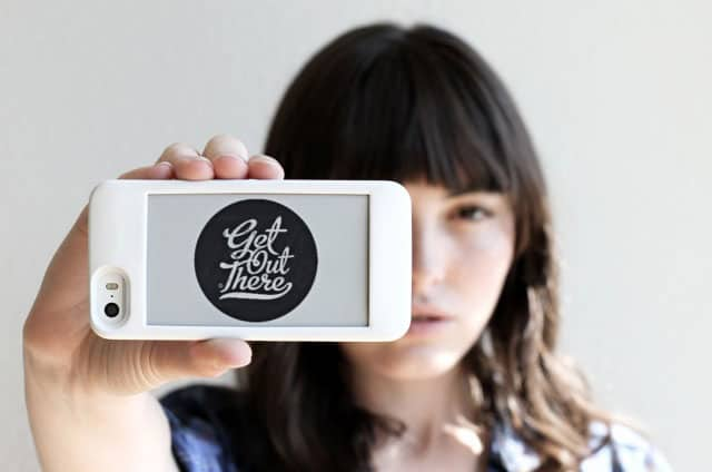 popSLATE iPhone Smart Case Buy Cool Gift for Techies
