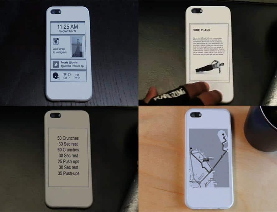 popSLATE iPhone Smart Case  Different Artworks