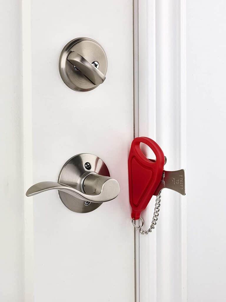 Add-A-Lock Portable Door Lock For School Lockdown