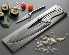 Knife with mulltiple personalities.