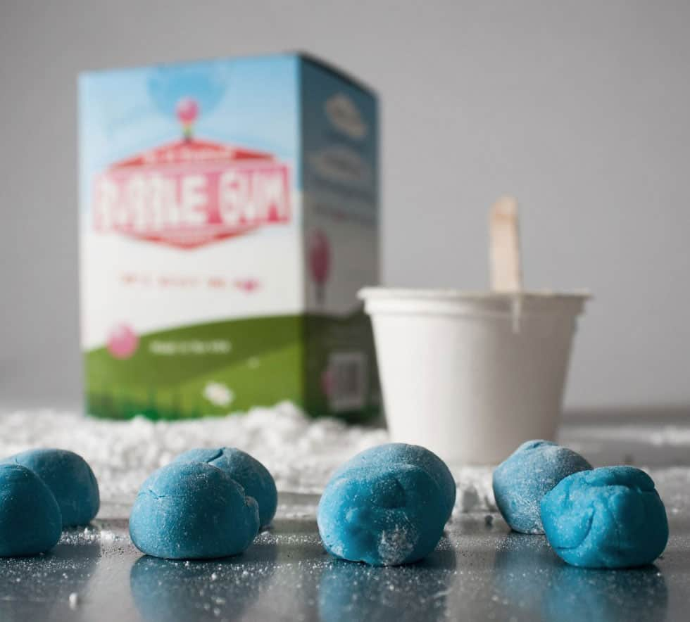 Create your own blend of bubblegum.