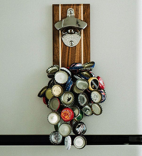 DropCatch Magnetic Bottle Opener Dad Gift Idea to Buy