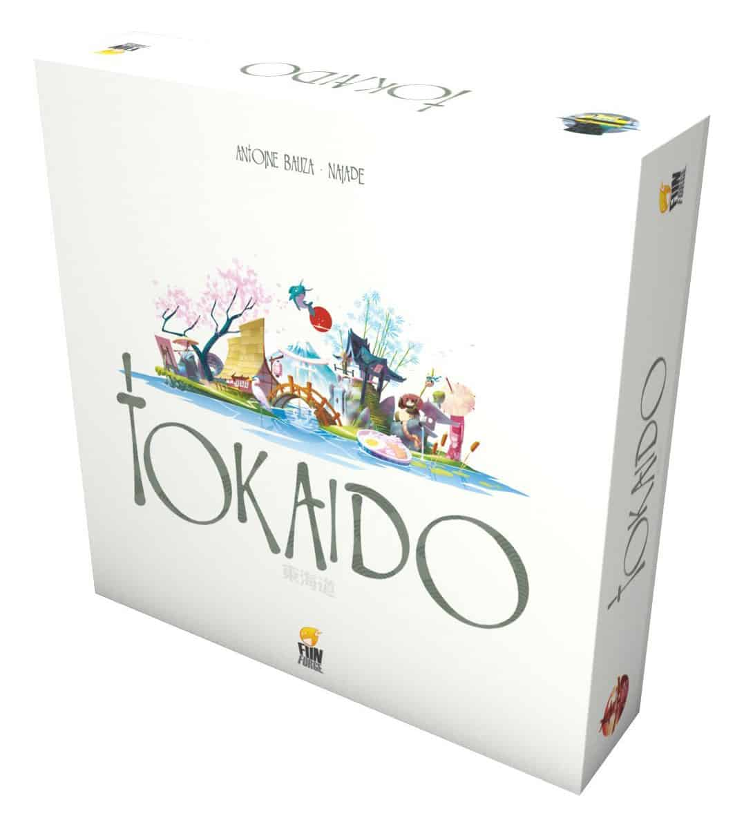 Fun Forge Tokaido Board Game Box