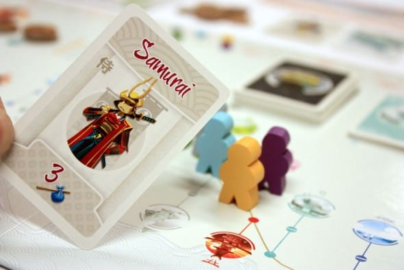 Fun Forge Tokaido Board Game Fun for the Family