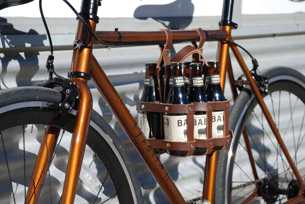 Fyxation-6-Pack-Leather-Bicycle-Carrier-Park-your-Bike-and-Beer