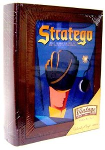 Hasbro Library Edition Board Games Stratego