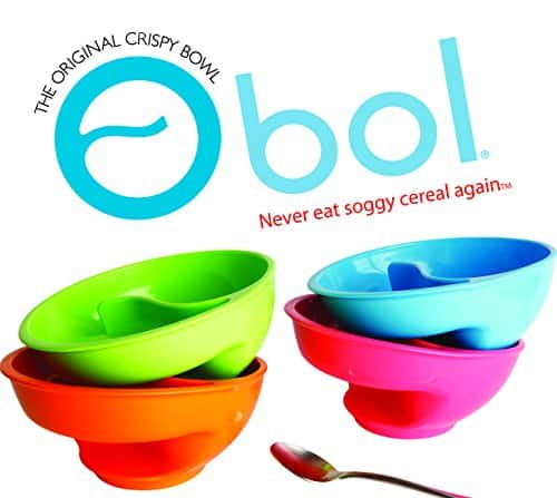 Obol Cereal Bowl Ingenious Idea