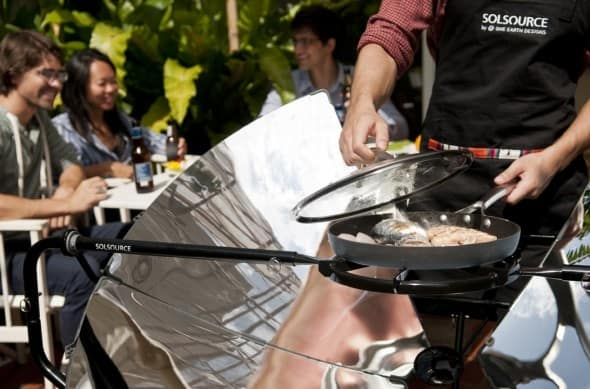 One Earth Designs SolSource Solar Cooker Nature Friendly Way of Cooking