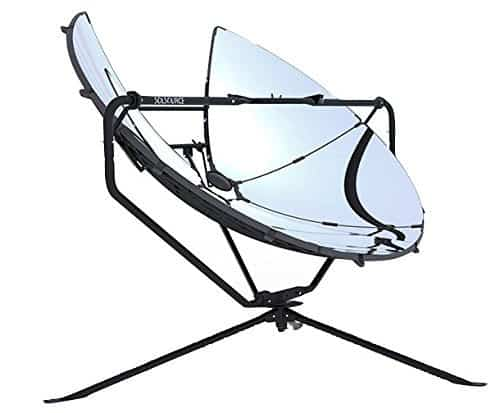 One Earth Designs SolSource Solar Cooker No Power Cooking