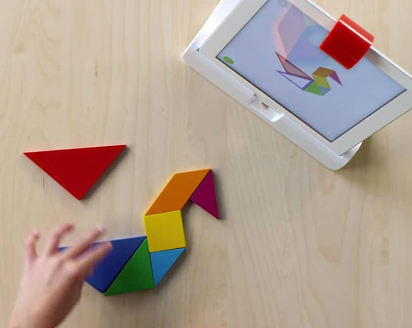 Osmo iPad Gaming System Fun Learning Apps for Kids