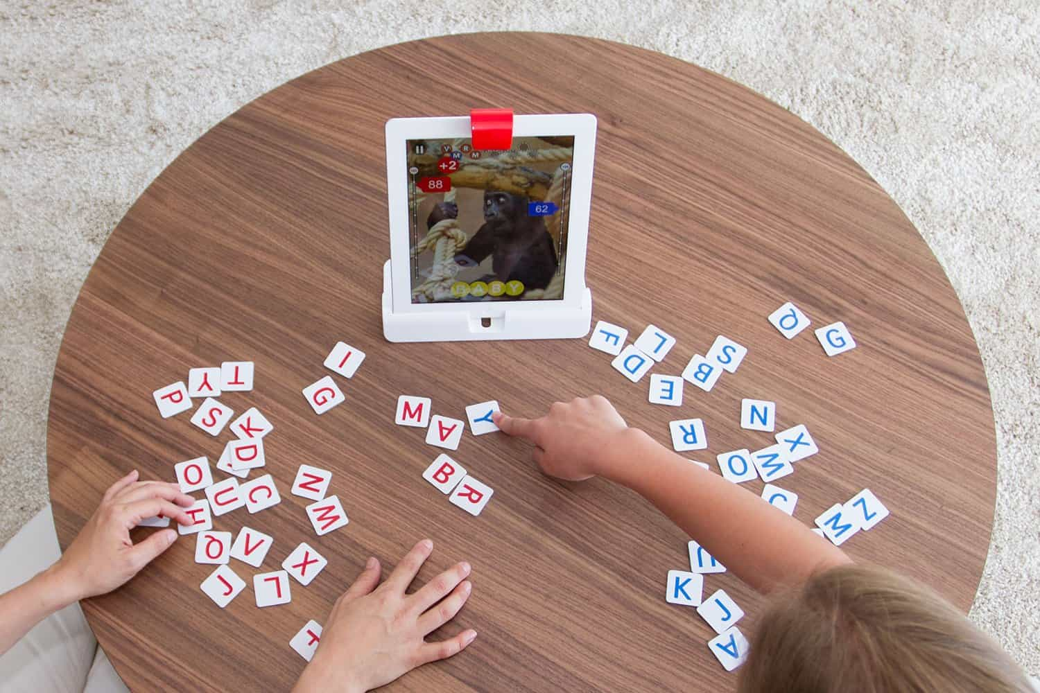 Osmo iPad Gaming System Word Game for Kids