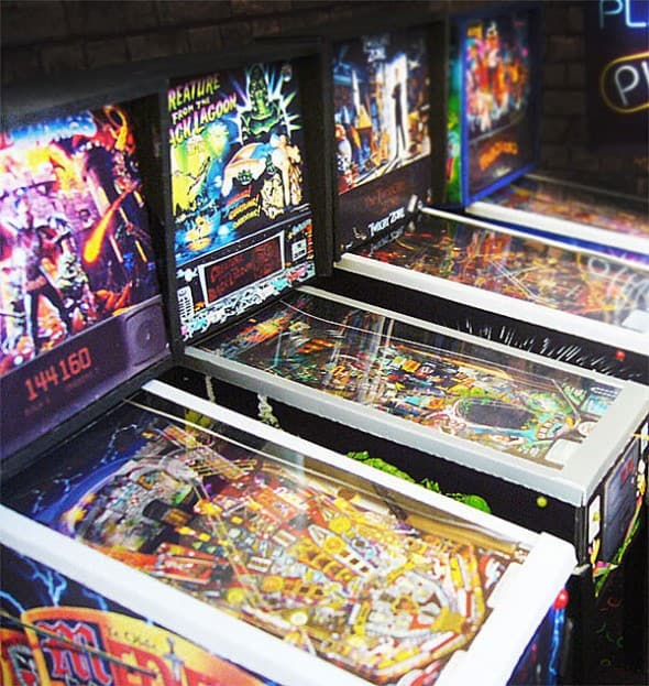 Pinball Arcade Miniature Pinball Table Buy Retro Collection