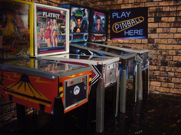 Pinball Arcade Miniature Pinball Table Relive Gaming Memories