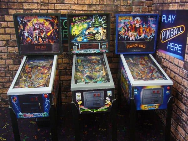 Pinball Arcade Miniature Pinball Table Retro Gift Idea