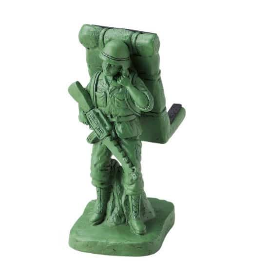 Seto Craft Astronaut Smartphone Stand & Various Figures Toy Soldier iPhone Stand
