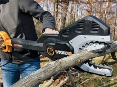Chainsaw reinvented.