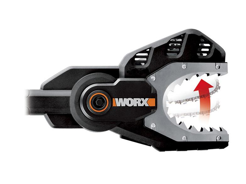 WORX JawSaw Electric Chainsaw Moving Cutter