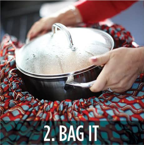 Wonderbag Non-Electric Portable Slow Cooker Bag It
